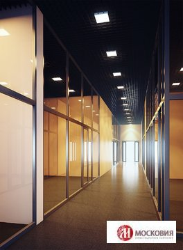 Продается офисное помещение. С отделкой. Центр Москвы - Фото 3