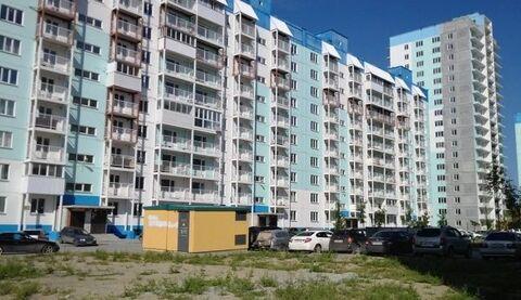 Продажа квартиры, Новосибирск, м. Золотая нива, Ул. Виталия Потылицына - Фото 1