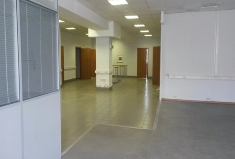 М.Беговая 10м.тр , сдается офис 566 кв.м 1/4 здания - Фото 5