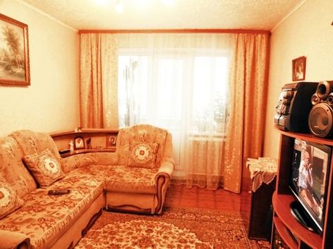 3-х комнатная квартира 65 м2. Этаж: 1/5 панельного дома. Центр города. - Фото 1