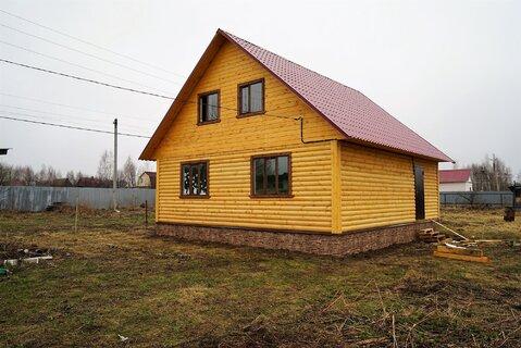 № К-3728. Дом 120 кв.м.в газифицированной деревне на 15 сот. (ИЖС) - Фото 1