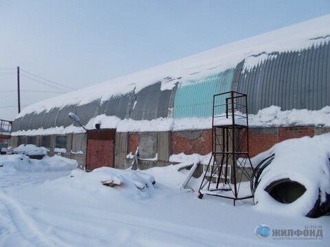 Аренда склада, Усть-Илимск, кос - Фото 1