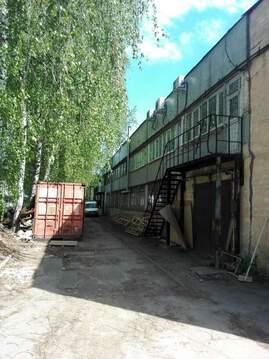 Корпус 2059 кв м + участок 0.5 га, ул Нартова - Фото 1