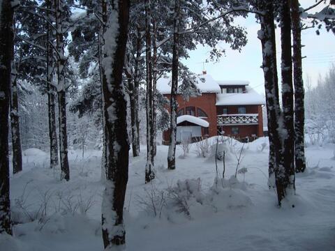 Сдается кирпичный дом 336м2, 3этажа, в пос Токсово, 46 сот - Фото 2