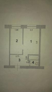 2-к квартира в Балахне, Купить квартиру в Балахне по недорогой цене, ID объекта - 314140411 - Фото 1