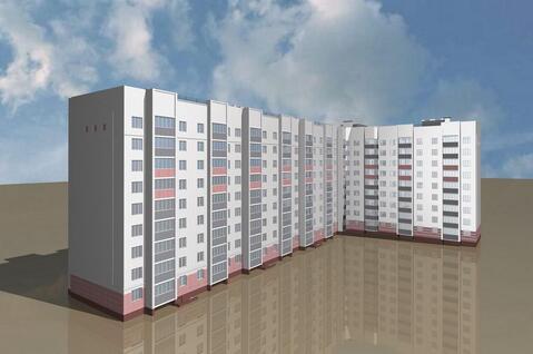 Продается 2-х комнатная квартира в новом доме на ул Пашуковская - Фото 1