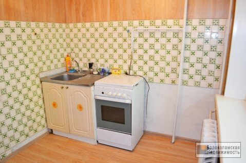 Двухкомнатная квартира в Волоколамске, жд станция в шаг.доступности - Фото 3