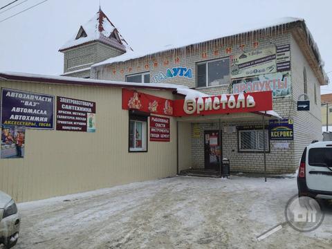 Сдается в аренду торговое помещение, с. Богословка, ул. Дорожная - Фото 1