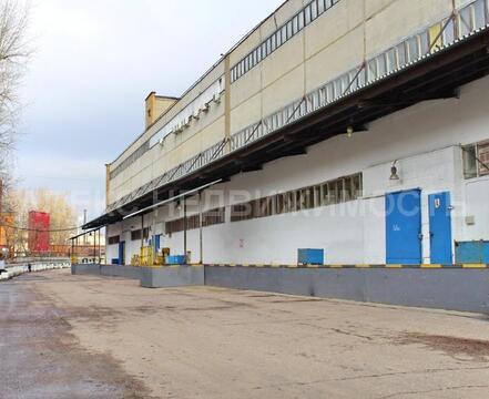 Аренда помещения пл. 560 м2 под склад, , офис и склад м. Варшавская в . - Фото 4