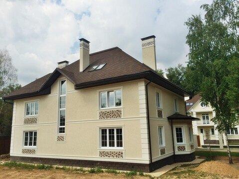 Кирпичный дом 400 м2, чистовая отделка, газ и свет, Калужское ш 24 км - Фото 5