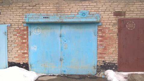 Продам гараж 19м2, г.Подольск, ГСК