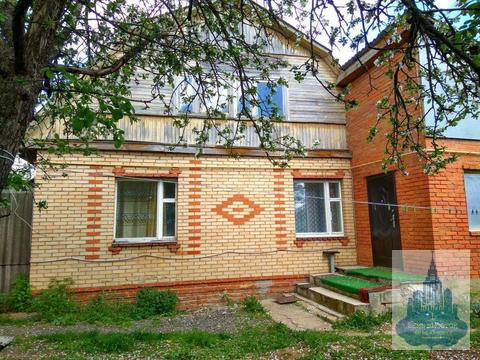 Продается часть большого кирпичного дома 116 кв.м - Фото 1