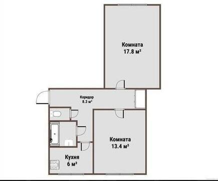 Прадаю отличную 2-х комнатную квартиру у м. Академическая - Фото 1