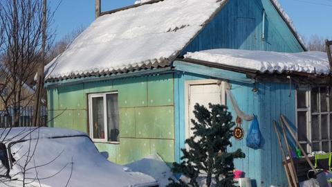 Дача СНТ Садовое, Утяшево район - Фото 1