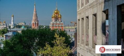 4-х комн.кв. 196 м2 напротив Третьяковской галереи с видом на Кремль - Фото 1