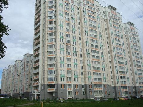 Трёхкомнатная квартира ул.Вяземская дом 8 - Фото 1