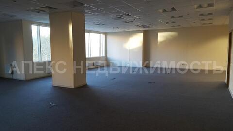 Аренда офиса пл. 345 м2 м. Калужская в бизнес-центре класса А в . - Фото 2
