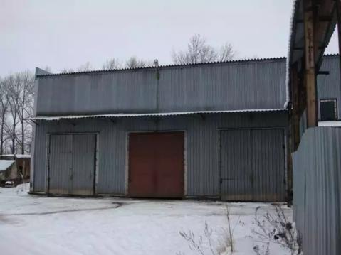 Производственная база 1304 кв.м. - Фото 3