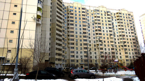 Однокомнатная квартира в Печатниках - Фото 1