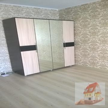 1 комнатная квартира в монолитном доме в южном р-не с ремонтом. - Фото 1