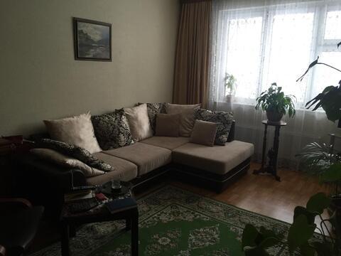 2-комнатная квартира с евроремонтом, Краснодарская ул. д. 72к3 - Фото 1
