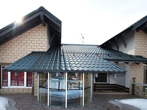 Коттедж с большим банкетным залом в Клопово - Фото 1
