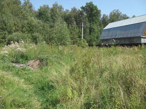 Продается участок у леса возле пгт. Михнево