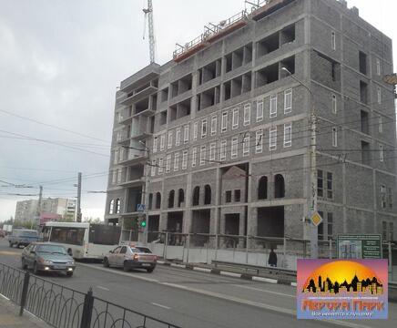 1-к. кв, новостройка, центр города, Вокзальная 26а - Фото 1