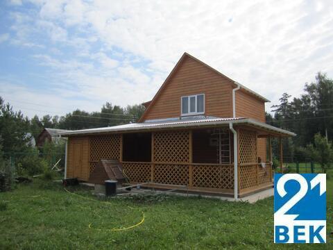 Продается дачный двухэтажный дом из бруса - Фото 3