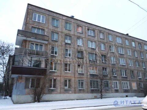 Продажа квартиры, м. Елизаровская, Ул. Пинегина - Фото 1