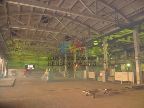 Аренда производственного помещения, Уфа, Соединительное шоссе ул - Фото 1