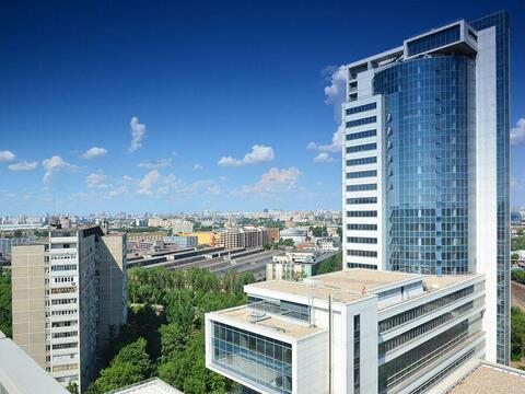 Престижный офис 550 м2 в бц Парк Победы - Фото 1