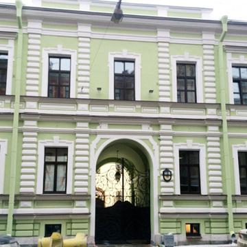 Особняк княгини Дашковой на Галерной улице - Фото 1
