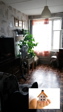 Комната 12 кв.м в 2 комнатной квартире,5 квартал Капотни , д 11 - Фото 4