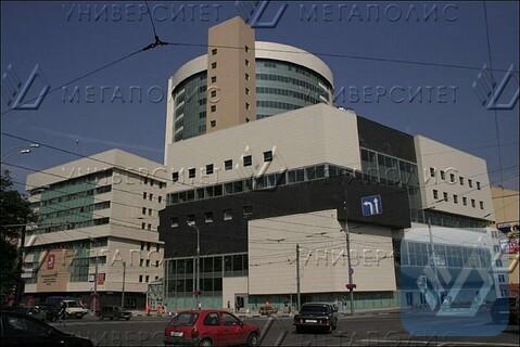 Сдам офис 766 кв.м, бизнес-центр класса A «Авиа-Плаза» - Фото 1