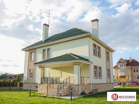 Загородный дом 273 кв.м, участок 15 соток, 32 км от МКАД Киевское ш. - Фото 1