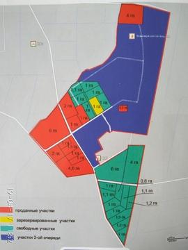 Продается земля пром назначения, п.Тельмана, 1га - Фото 1