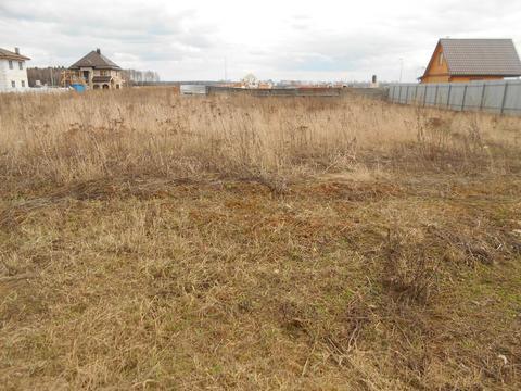 Участок 10 сот, Киевское ш, 20 км от МКАД - Фото 1