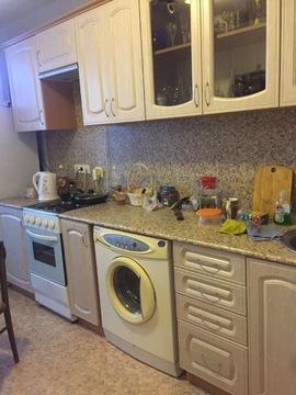 Сдаю 1-комнатную квартиру в Капотне! - Фото 1