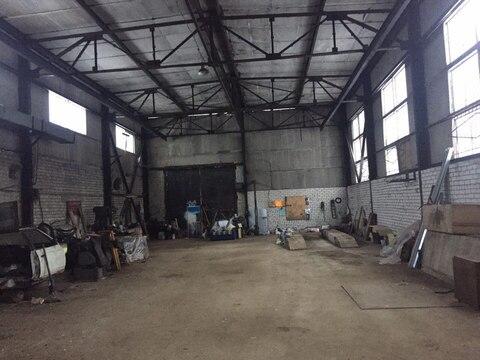 Производственно складское помещение 1400 кв.м. Земельный участок 70 . - Фото 1