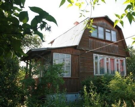Продается 2х этажная дача 45 кв.м. на участке 5 соток г.Наро-Фоминск у - Фото 1