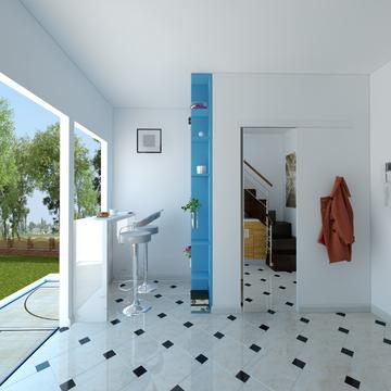 2-х уровневая студия в новом жилом доме. - Фото 2