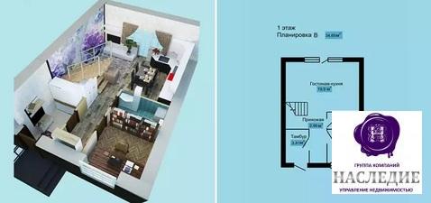 """Просторная трехуровневая квартира (Таунхаус """"Уэльс"""") - Фото 3"""