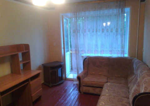 1-к квартира начало Лескова Автозаводский район, Аренда квартир в Нижнем Новгороде, ID объекта - 320697164 - Фото 1