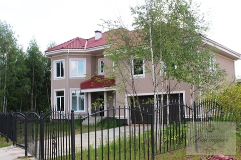 продается кирпичный дом на участке 15,12 соток в коттеджном поселке бизнес-класса с ...