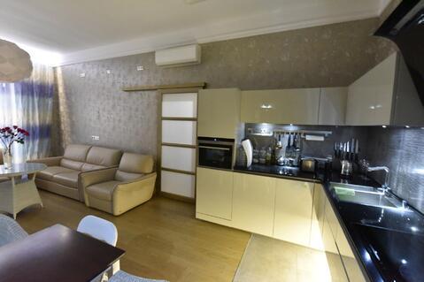 Двухкомнатная квартира в жилом комплексе - Фото 1