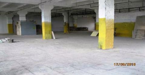 Производственно-складское помещение 460 м2 в Люберцах 1-й Панковский - Фото 1