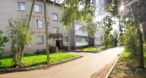 Двухкомнатная квартира в Волоколамском районе село Спасс - Фото 1
