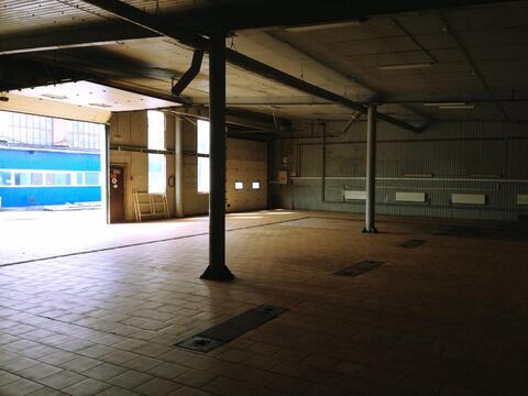 Аренда - отапливаемое помещение под склад м. Водный стадион - Фото 5