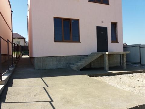 Купить дом в Новороссийске новый, двухэтажный - Фото 3
